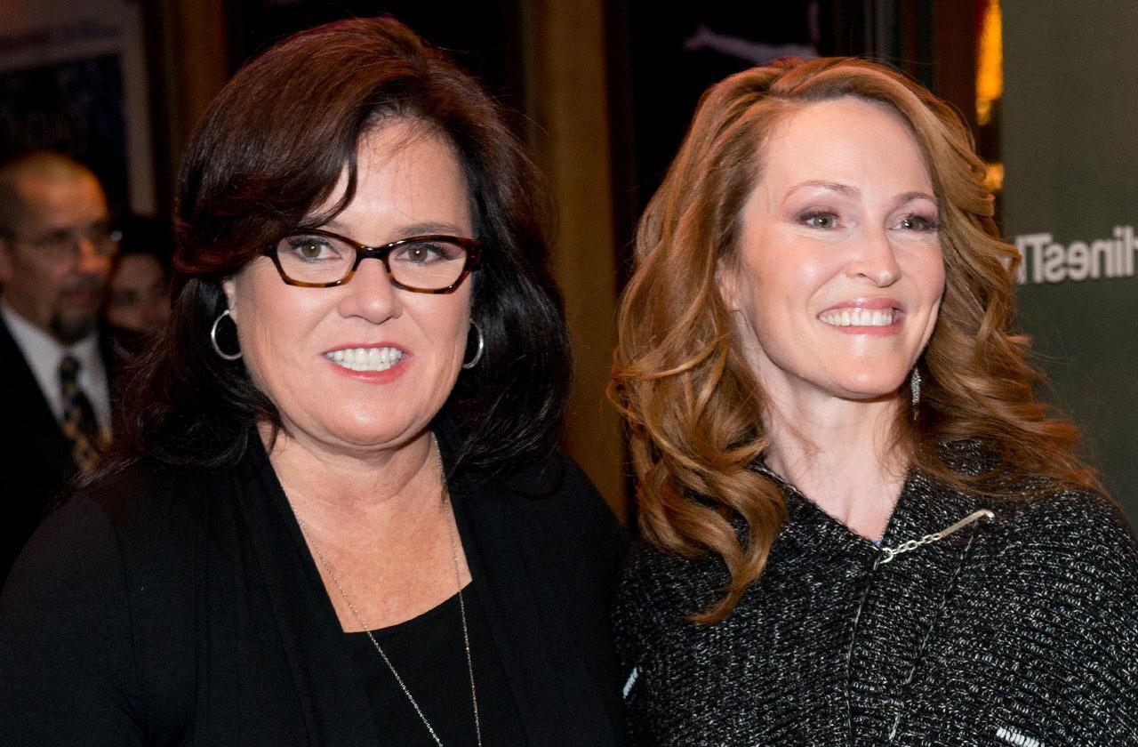 Rosie ODonnell Ex-Wife Pill Bottles Death