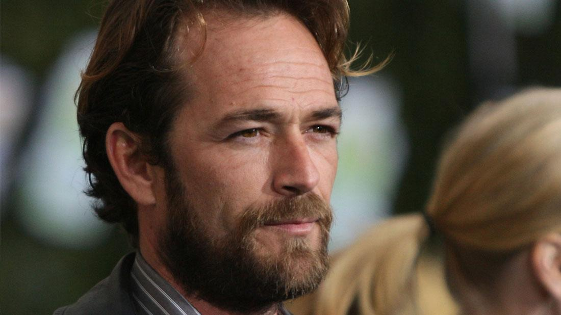 Luke Perry Buried In Eco-Friendly 'Mushroom Suit'