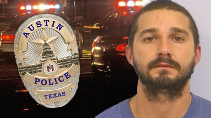 Shia LaBeouf Arrested For Public Intoxication