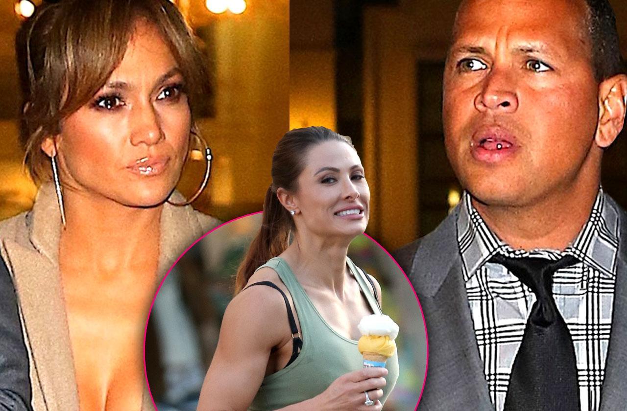 Alex Rodriguez Jennifer Lopez Cheating Lauren Hunter Photographed