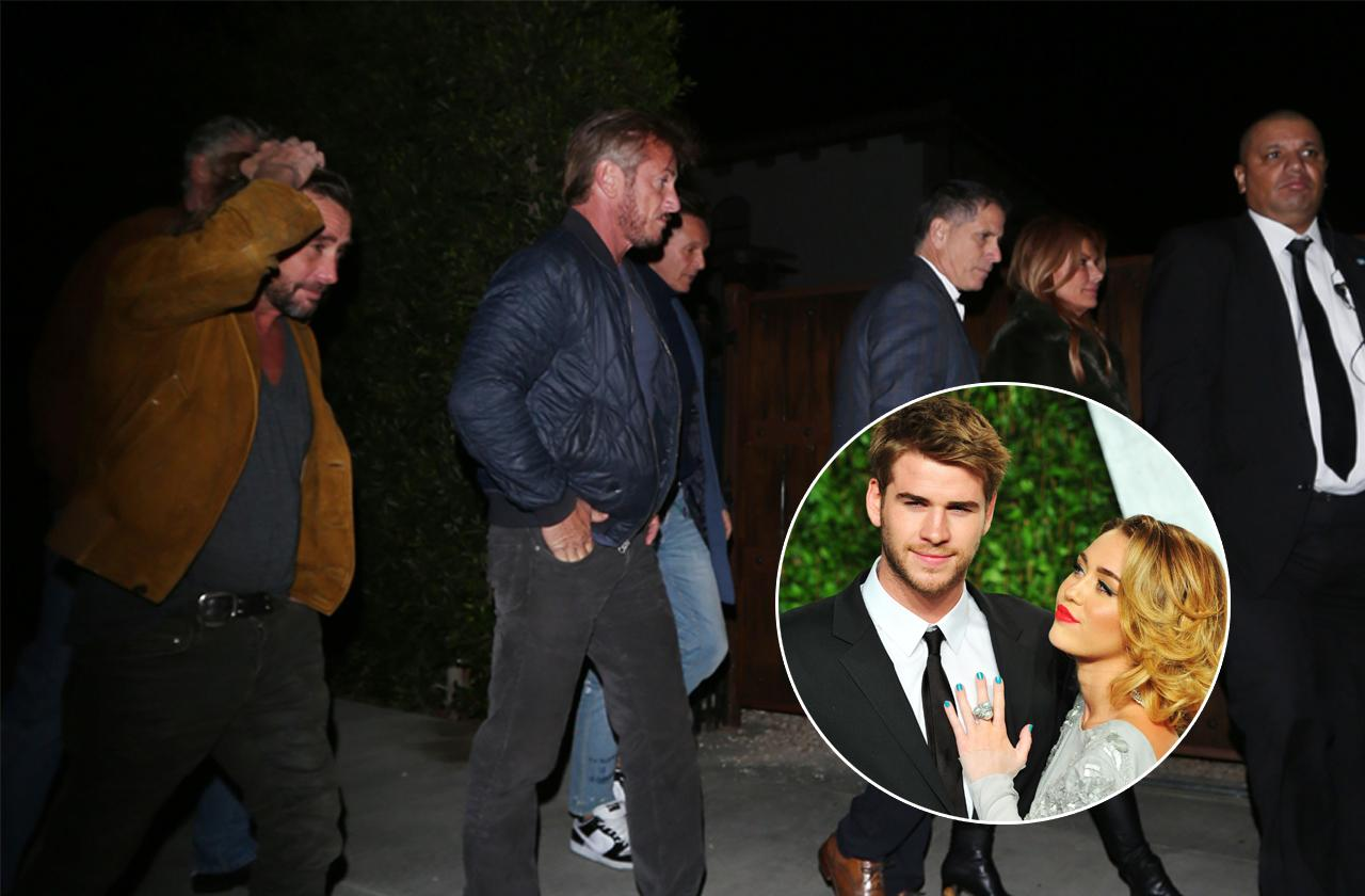 //miley cyrus and liam hemsworth donate  to malibu foundation pp