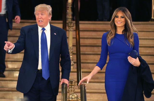 Melania Trump Imitates Jackie O Republican Convention