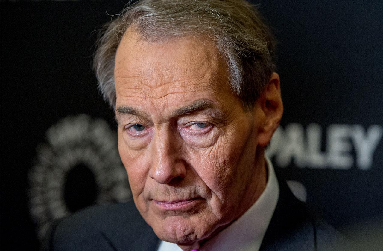 Charlie Rose Sexual Harassment Show Suspended Apology