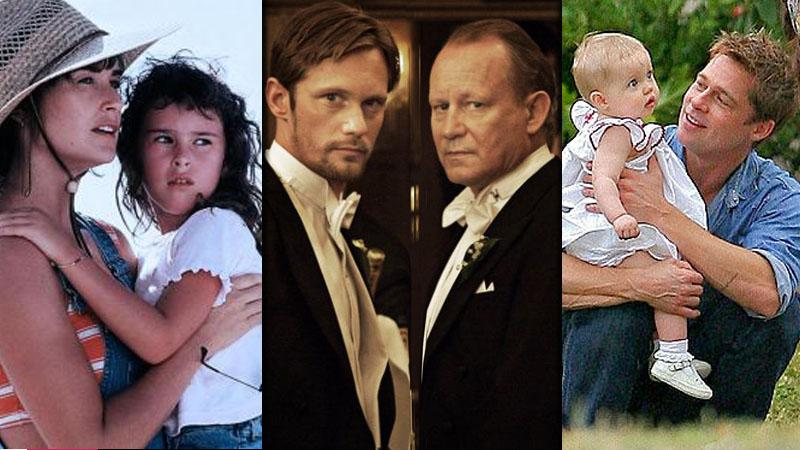 //celebs and kids on film