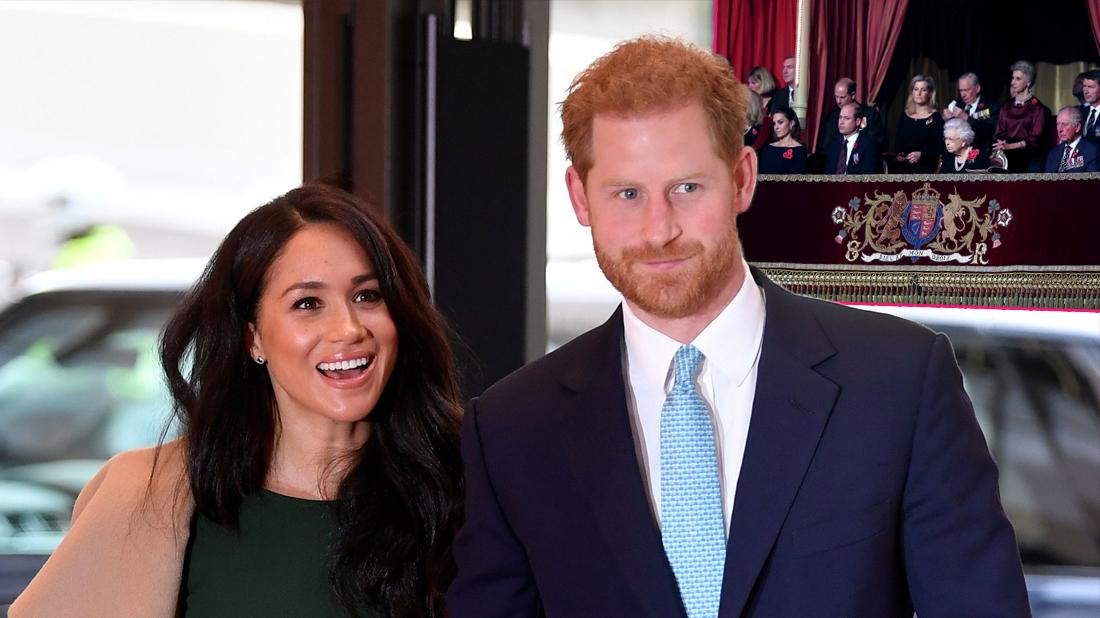 Sorry, Queen! Meghan & Harry To Ditch Both Royal Christmas Parties For Trip To California