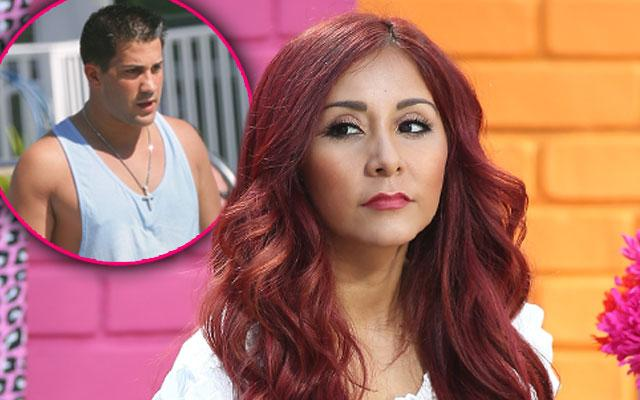 Snooki Marriage Trouble