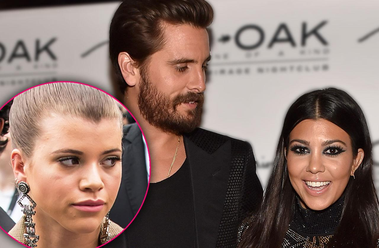 Scott Disick Wants Another Baby Kourtney Kardashian