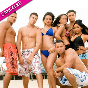 //jersey shore canceled mtv