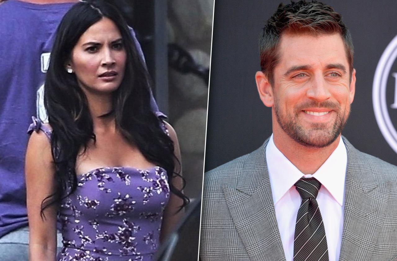 olivia munn desperate after aaron rodgers split