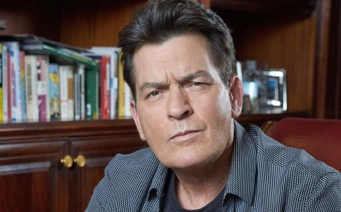 //charlie sheen hiv secret cover up interview