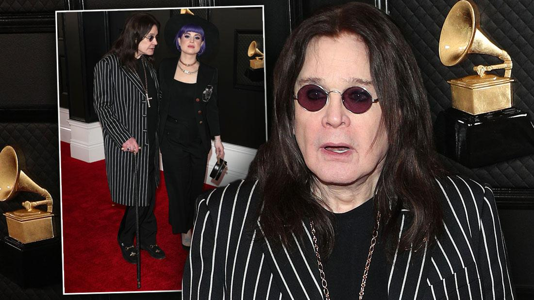 Ozzy Osbourne In 'Unbelievable Pain' From Health Ailments