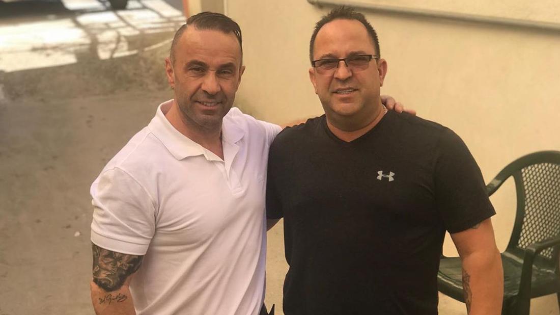 Gia Giudice Posts Photo Of Skinny Father Joe Next To Brother Pete Amid Italy Move