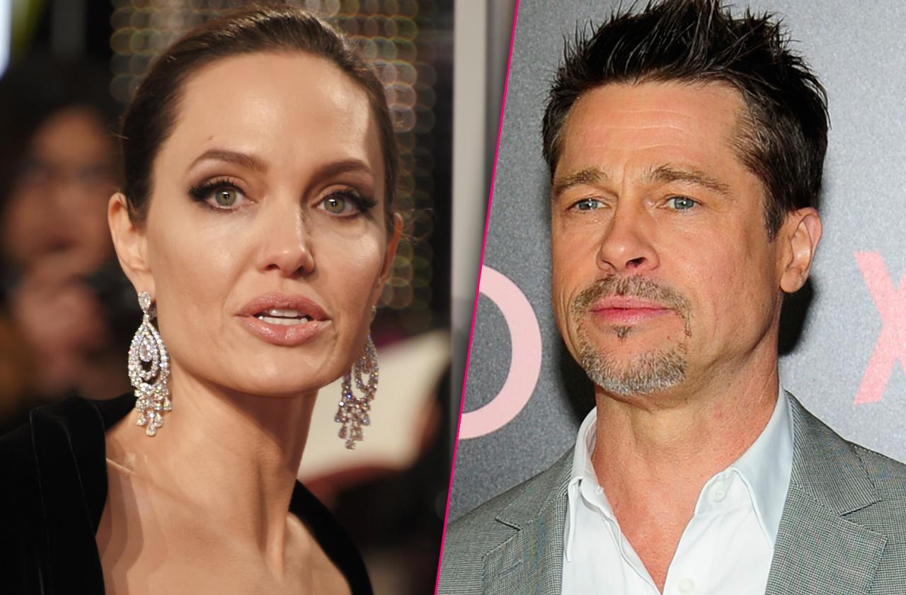 Brad Pitt Divorce Angelina Jolie Half Fortune