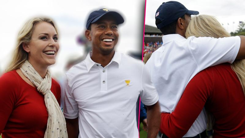Tiger Woods & Lindsey Vonn Wedding