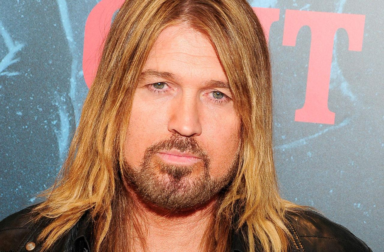 Billy ray cyrus change name
