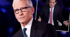 //Anderson Cooper Slams Ted Cruz Town Hall Debate Lovefest pp