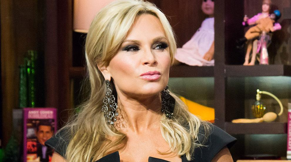 Real Housewives Of Orange County Tamra Barney Finds 'Religion' But All For Show