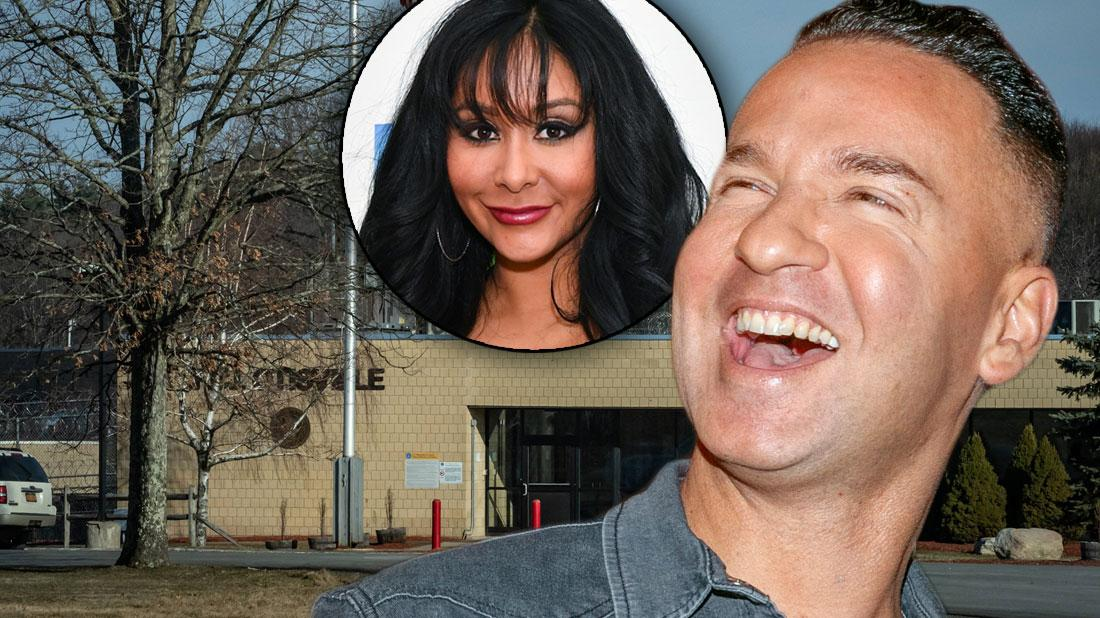 Snooki: Mike 'The Situation' Having 'Good Time' In Prison
