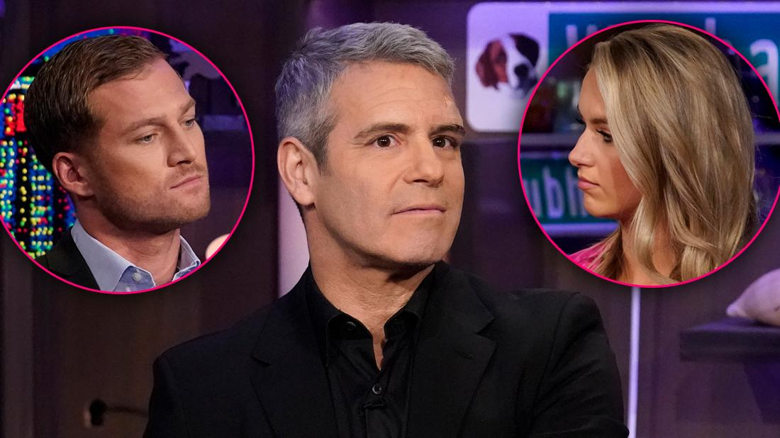 'Below Deck' Backlash! Andy Cohen Ripped For Courtney & Brian Going Out Question