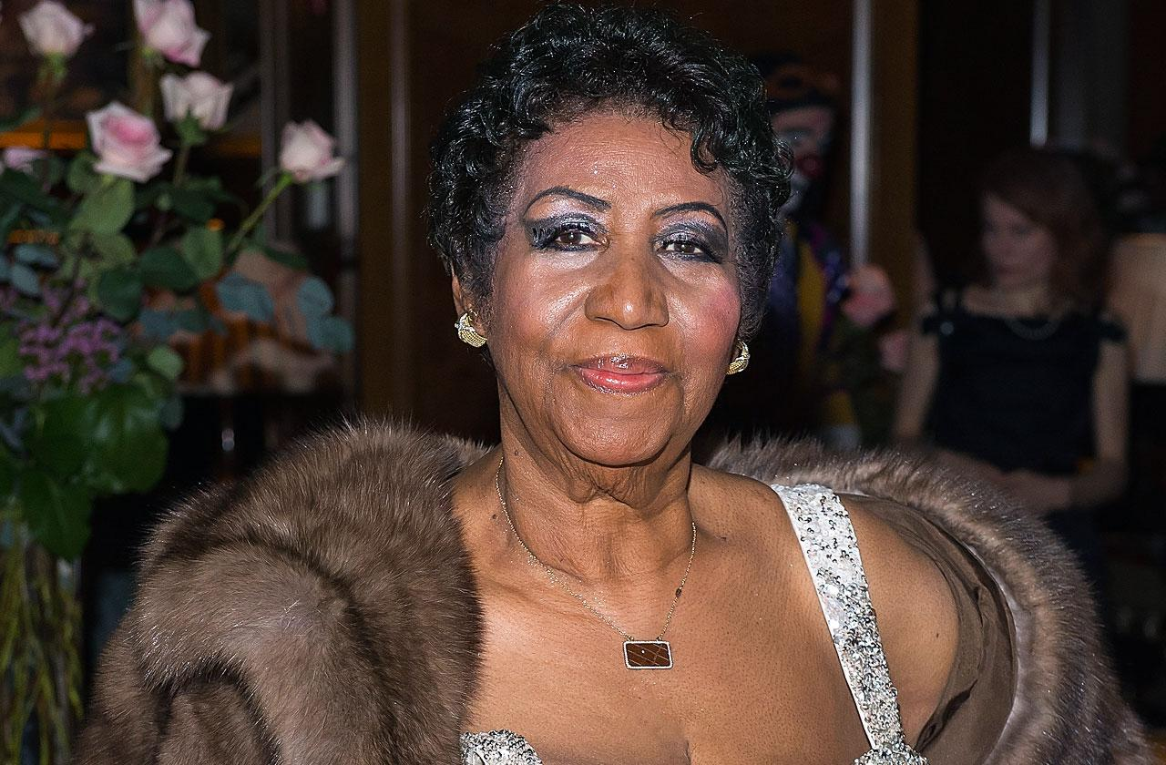 //aretha franklin gravely ill begs fans prayers nephew claims pp