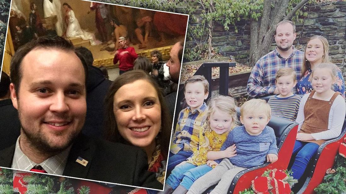 Josh Duggar's Wife Anna Loses Kid AGAIN Amid Homeland Security Scandal