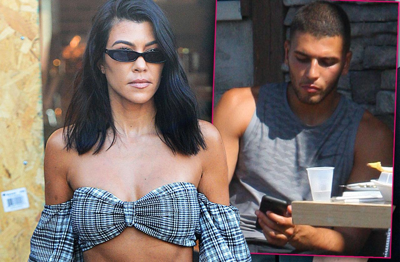 Kourtney Kardashian & Younes Bendjima Social Media Scandal