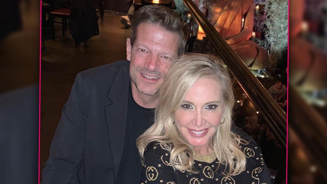 'RHOC' Shannon Beador's Boyfriend John Janssen Smiling Amid Bitter Divorce Exposed