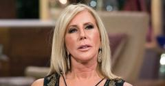 Vicki Gunvalson Closeup Looking Upset