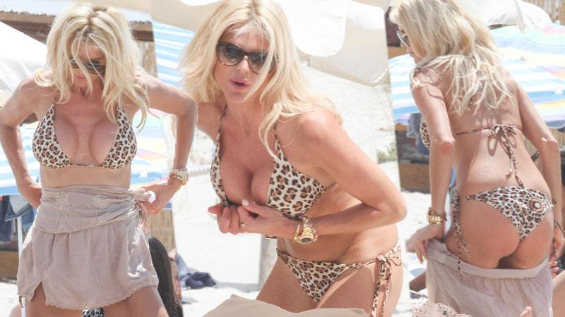 playboy victoria silvstedt vacation