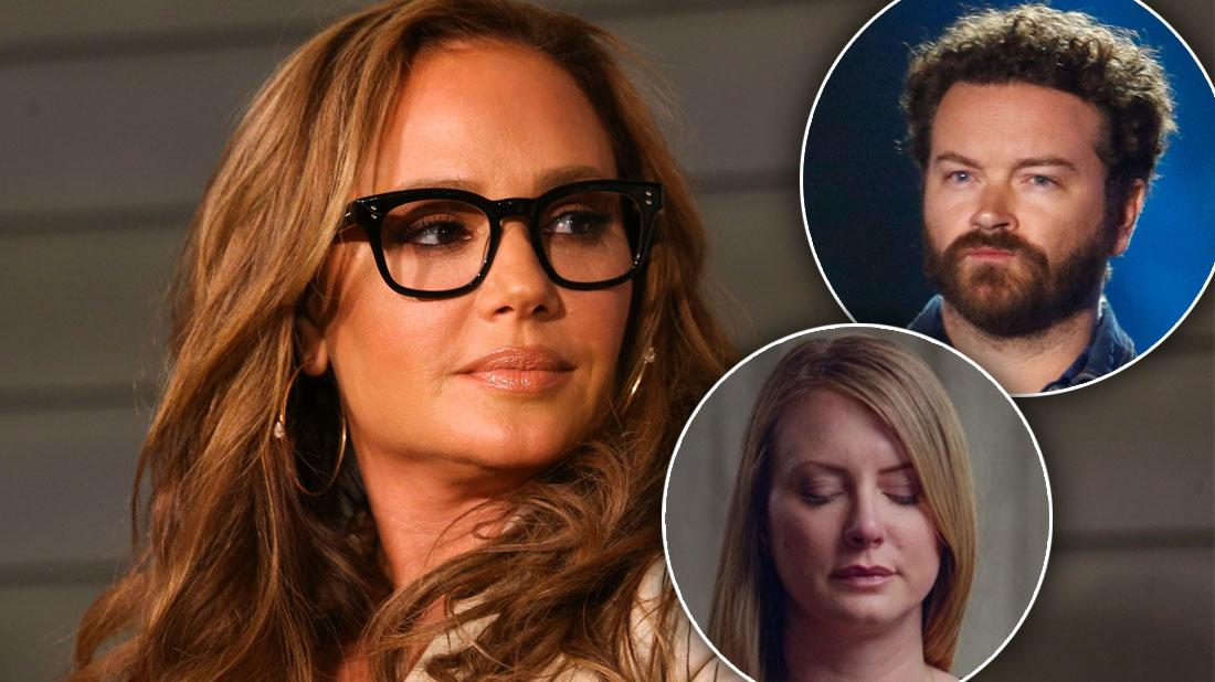 Leah Remini Final Scientology & The Aftermath Episode Highlight Graphic Details Of Sexual Abuse