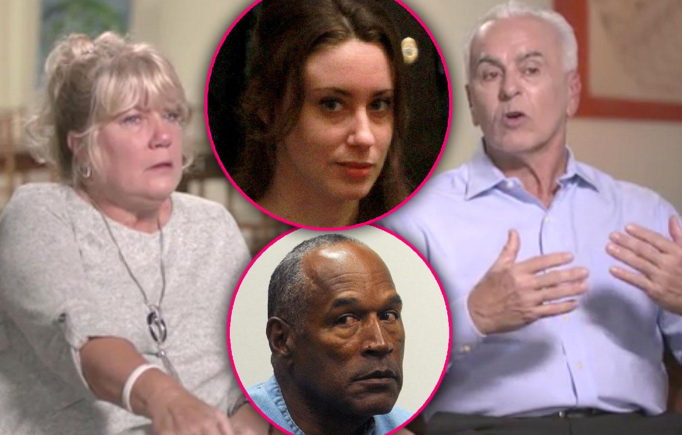 Casey Anthony's parents threaten to sue her over rumored reality show with O.J. Simpson