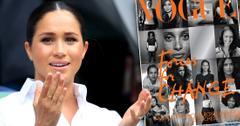 Meghan Markle Gets Backlash After Guest-Editing Vogue