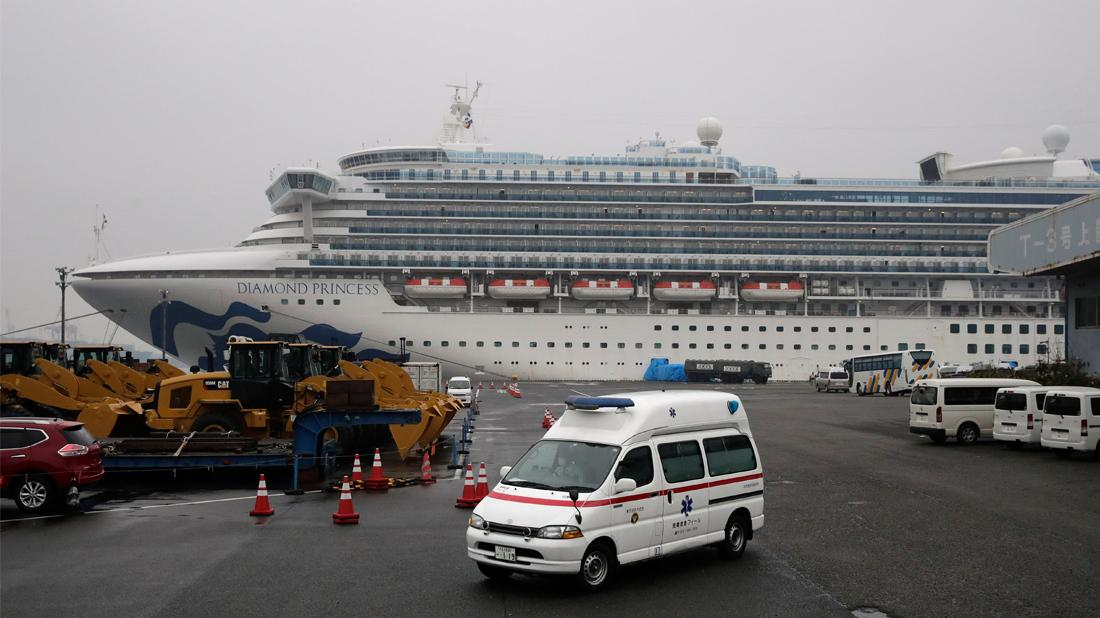 14 Americans Evacuated From Cruise Test Positive For Coronavirus