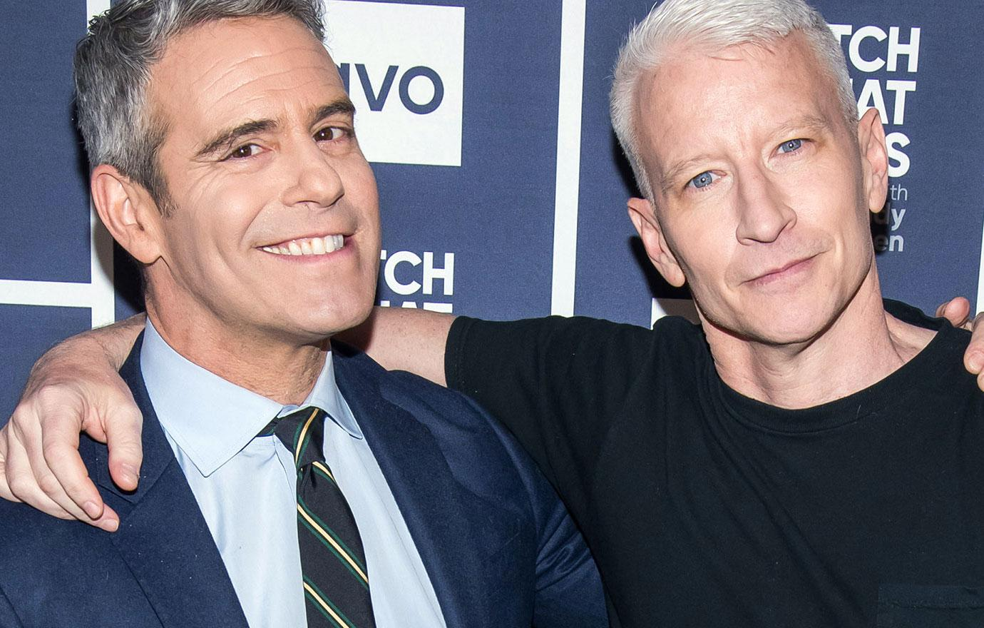 //andy cohen is having a boy