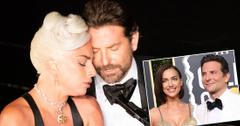 Bradley Cooper Relying On Lady Gaga After Irina Shayk Split