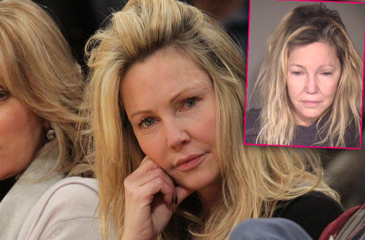 //heather locklear arrested attacking cop emt  call pp