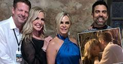 Shannon Beador & New Man John Janssen Caught In Steamy Makeout Sesssion