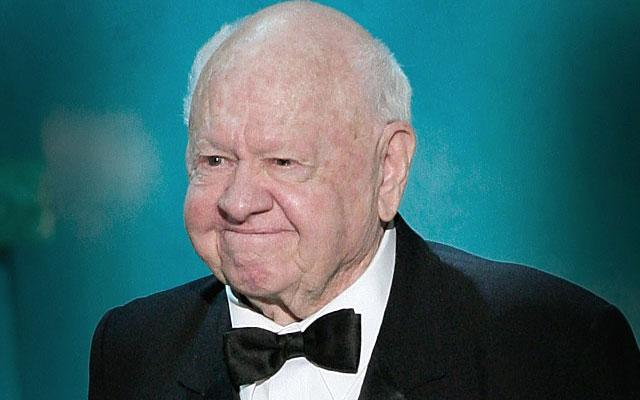//mickey rooney family fight will signature