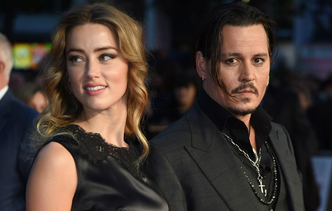 History amber heard dating Amber Heard