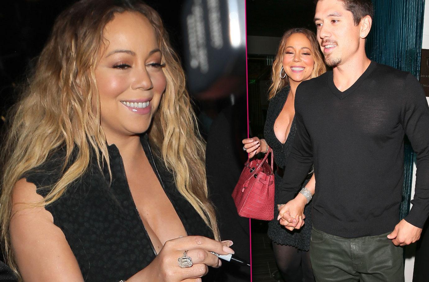 Mariah Carey Bryan Tanaka Dating Again Pics