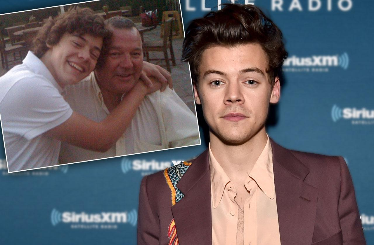 harry styles step dad dead