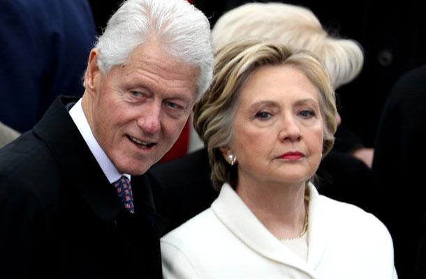 //bill hillary clinton revenge plot comeback pp