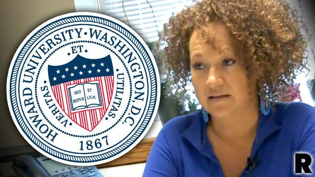 Rachel Dolezal Sued Howard University For Discrimination Photo File: rachel-dolezal-sued-howard-university-for-discrimination