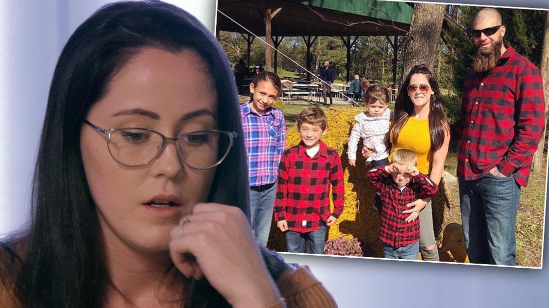 Jenelle's Horror: Evans & Husband David Won't Get Kids Back For A Year Or Longer