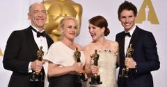 Oscar Winners Academy Awards