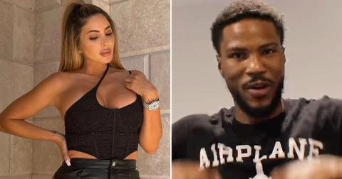 larsa pippen single malik beasley breakup cheating scandal rf