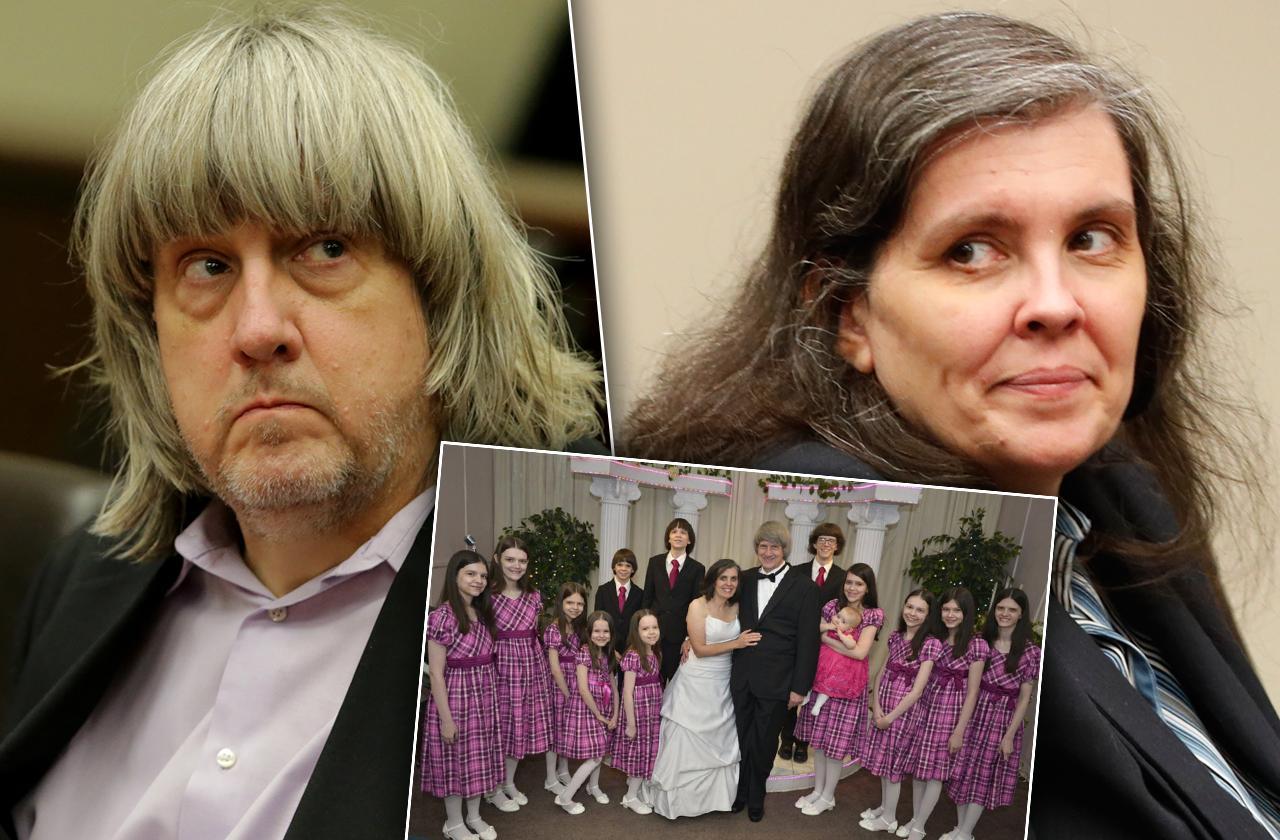 David Louise Turpin No Shackles Court Hearing
