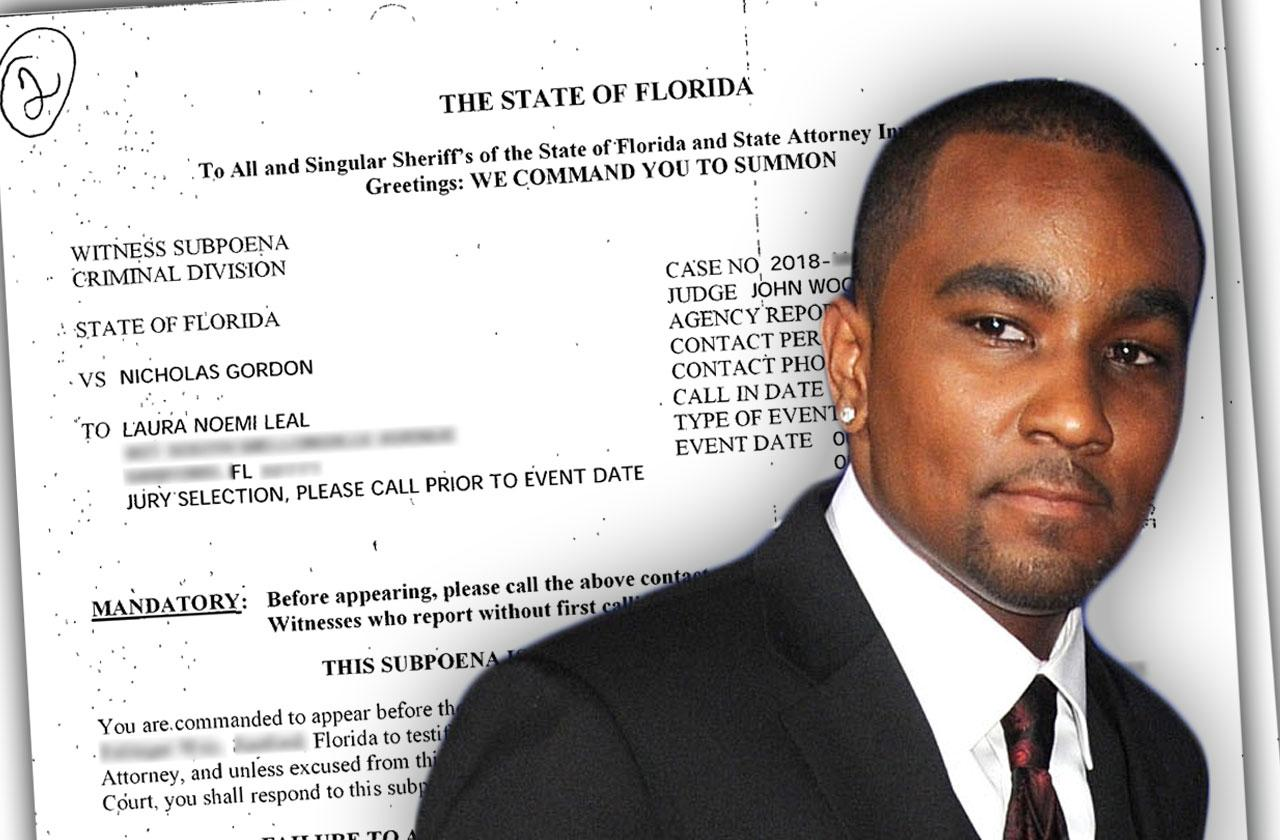 //Nick Gordon Girlfriend Laura Leal Testify Against Him Court pp