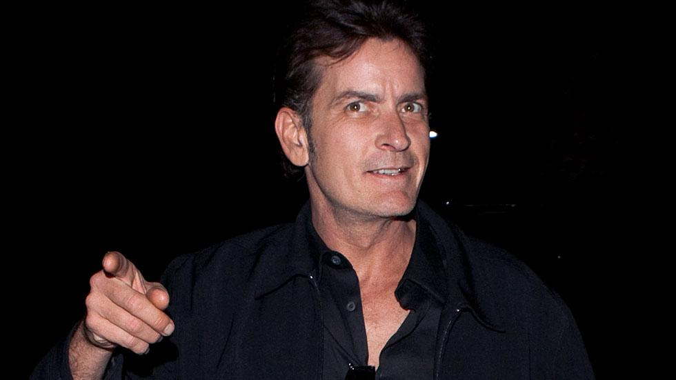 //charlie sheen pp