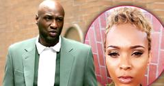 Lamar Odom New Girlfriend Arrested After Assaulting Ex With Trophy